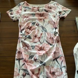 Worn once maternity dress